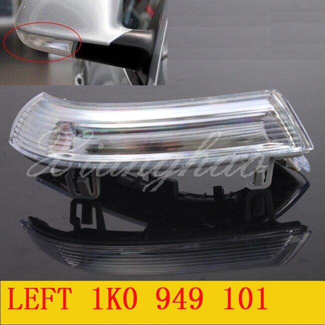 For Vw Jetta Golf Mk5 Eos Mirror Indicator Turn Signal Light Lamp