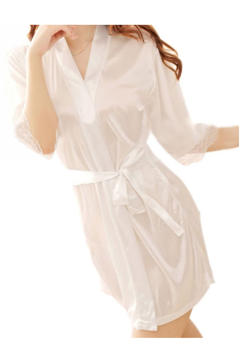 MAKE Hot Women Lady Sexy Lingerie Sleep Dress Robe Sleepwear Nightwear