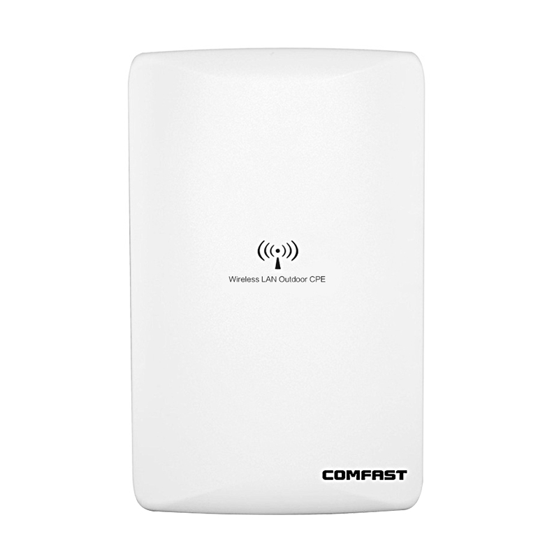1-3KM 300Mbps 2.4Ghz Outdoor WIFI CPE comfast Wireless bridge CPE WIFI Repeater Long Range AP Router CPE AP Bridge Client Router comfast original indoor ap wi fi repeater 1200mbps wireless n router 2 4 5 8g wifi repeater bridge long range extender booster