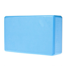 Hot Sale Yoga Block Brick Foaming Foam Home Exercise Practice Fitness Gym Sport Tool free shipping