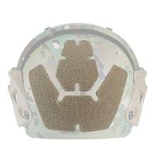 5 шт./компл. нашивки со шлемом крюк и петля крепежа липкие аксессуары для AF шлемы