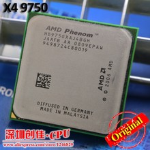Free shipping Original AMD Phenom X4 9750 CPU 2.4GHz AM2/AM2+ 940pin Quad-CORE /scrattered pieces