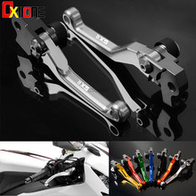 Motorcycle CNC Pivot Brake Clutch Levers Dirt Bike For KTM 450SX/450SX-R/450SX-F 2013 250 450 SX F R 400EXC 2009-2011 стоимость