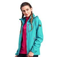 Men And Women Outdoor Waterproof Hiking Jackets Outdoor Fitness Climbing Windproof Sportswear Tops Couple Jacket