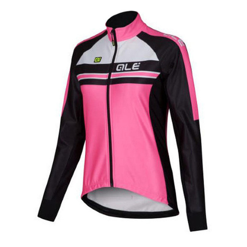 ALE 2018 Womens Cycling Long Sleeve Sweatshirts Mountain Biking Clothes High Quality Roa ...