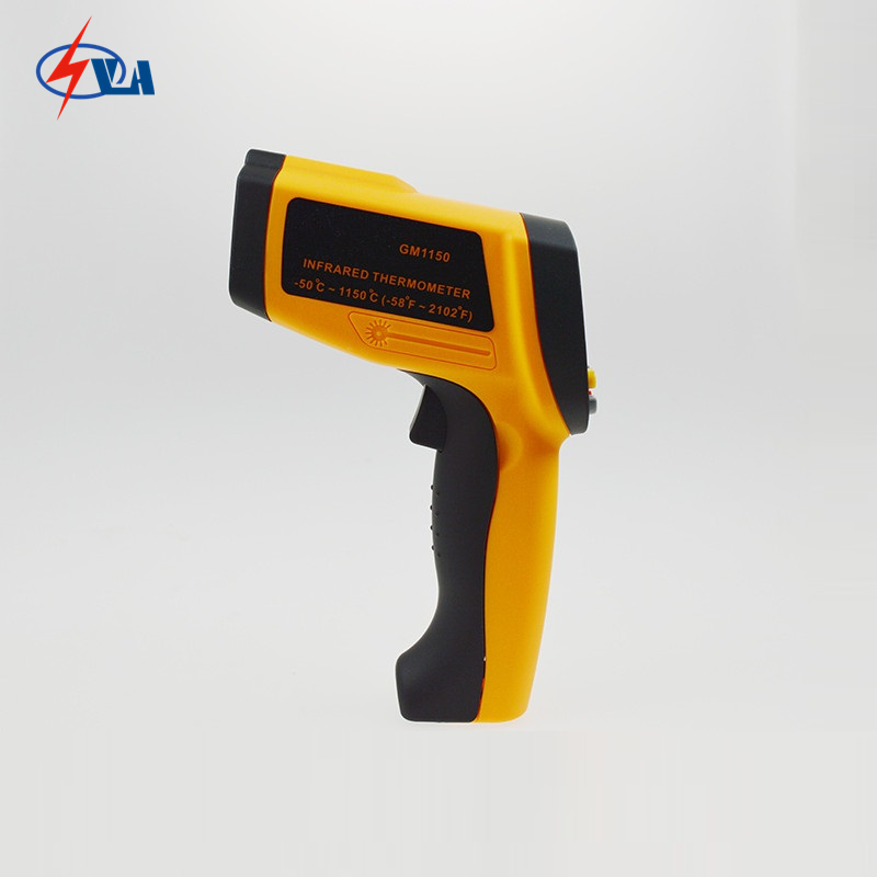 GM1150 -50~1150'C Non-contact infrared thermometer with LCD display lacywear блузка dg 84 ats