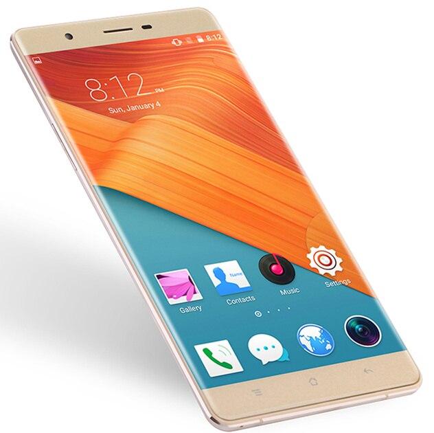 3G WCDMA gsm 6.0 pulgadas smartphone Quad Core ROM 8G smartphones teléfono móvil