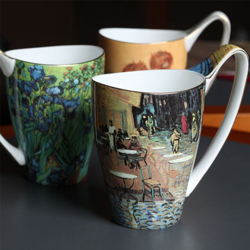 Compare prices on oil milk online shopping buy low price for How to paint ceramic mugs at home