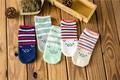 10 pieces= 5 pairs of The new Spring, summer, han edition, cute cartoon monoblock pig female ship socks Cotton socks
