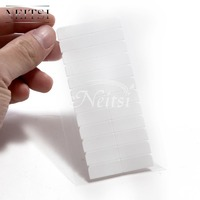 Neitsi 120pcs DUO PRO Pre cut Double Sided Tape Tabs Super Tape For Skin Weft Hair Extensions For marleyvanberkel m