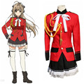Sento Isuzu cosplay costumes uniform Japanese anime Amagi Brilliant Park cosplay clothing