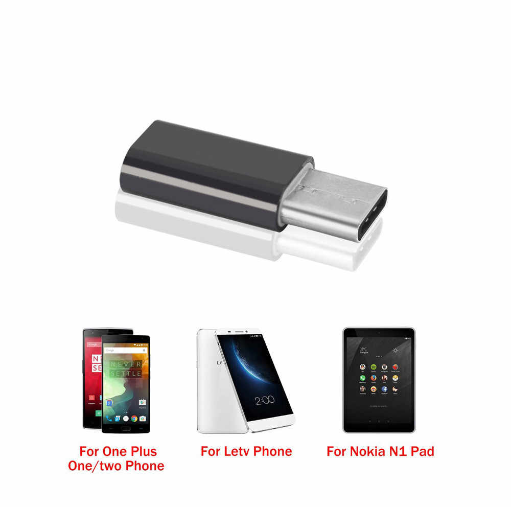 Best Price USB 3.1 Type-C Male Connector to Micro USB 2.0 Converter 5Pin Female Data Adapter Converter USB Type C Adapter