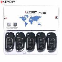 Keydiy 1/5/10 pçs kd mini b16 controle remoto universal chave do carro para kd900/KD-X2 programador chave