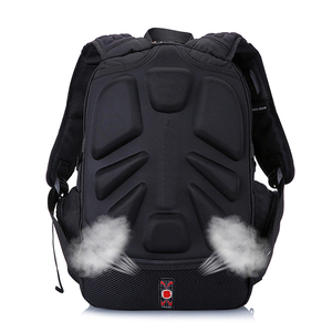"""Image 4 - Brand Swiss Laptop 15""""Backpack External USB Charge Swiss Computer Backpacks Anti theft Backpack Waterproof Bags for Men Women"""