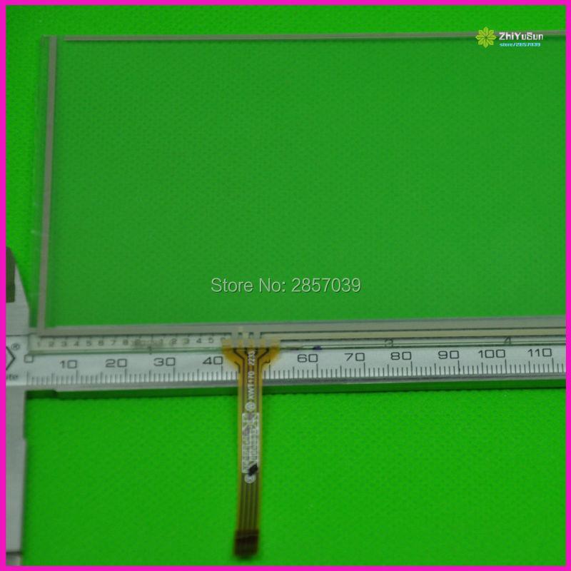XWT288 6.2 pulgadas 4 líneas Para panel de pantalla táctil DVD de - Accesorios para tablets - foto 3