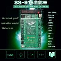 SS 915 universal batterie aktivierung board quick ladung PCB werkzeug mit USB kabel für iPhone Samsung Android HTC HUAWEI XIAOMI-in Elektrowerkzeug-Sets aus Werkzeug bei