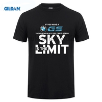 GILDAN BMW GS Sky Is The Limit T Shirt Bmw T Shirt 2018 Hot Sale T