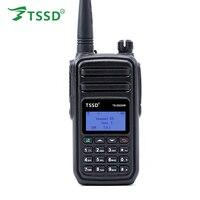 Brand New TSSD DMR Walkie Talkie Digital UHF Portable Radio TS D8200R