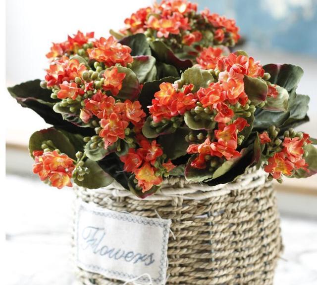 10ocs little flower bouquet centerpiece flower home decor accessory ...