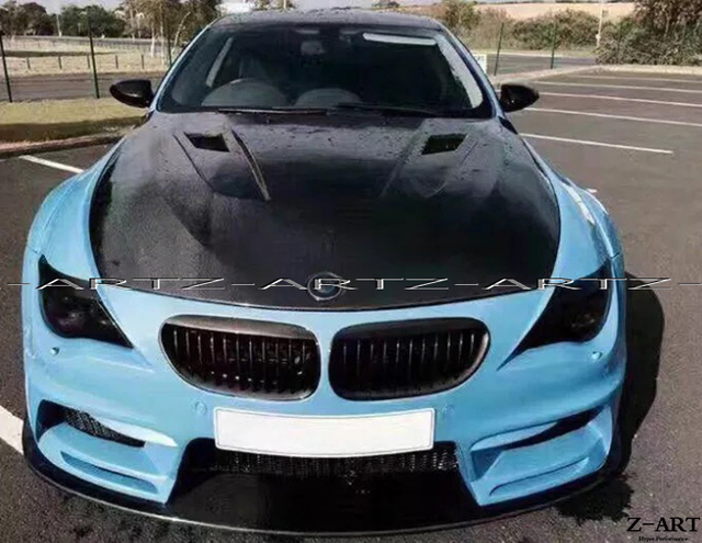 Z Art Lm Body Kit For Bmw F12 F13 M6 Wide Normal 2017 Free Shipping By Air