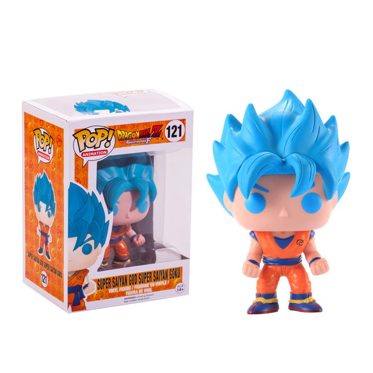 Funko pop Official Amine Dragon Ball Vinyl Action Figure Collectible Model Toy 20