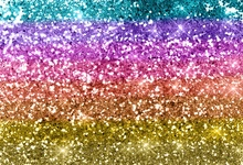Laeacco Photo Backdrops Glitter Shiny Polka Dots Fantasy Love Party Birthday Baby Backgrounds Photocall Studio