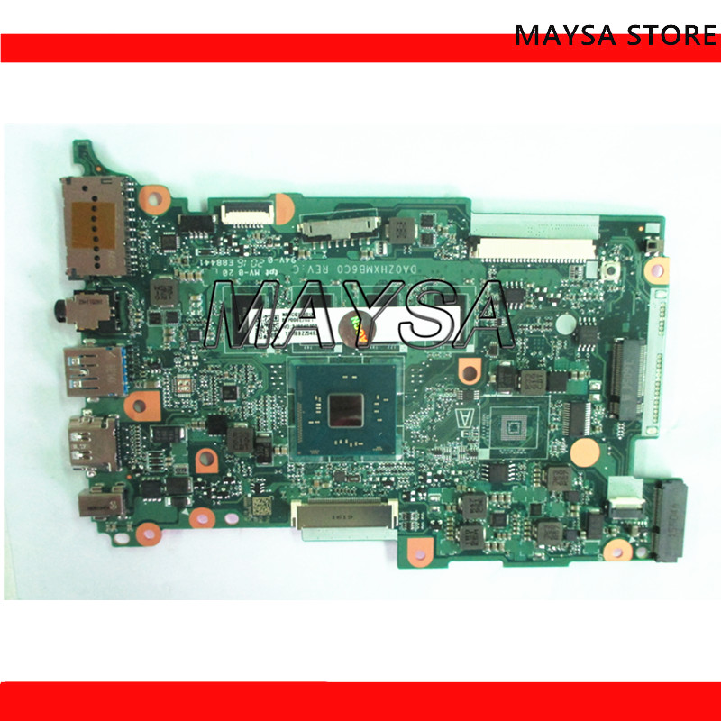Laptop motherboard for AcerTravelMate B117-M DA0ZHXMB6C0 with 4GB RAM