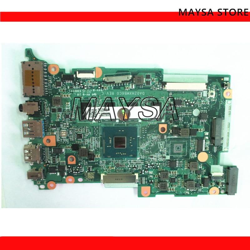 Laptop motherboard for AcerTravelMate B117-M DA0ZHXMB6C0 with 4GB RAMLaptop motherboard for AcerTravelMate B117-M DA0ZHXMB6C0 with 4GB RAM