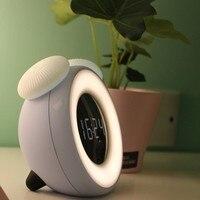 Time Light Sensor Intelligent Timing Sleep Novel Bedside Lamp 2 Lighting Modes Motion Sensor Energy Saving Led Mushroom Lamp