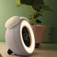 Time Light Sensor Intelligent Timing Sleep Novel Bedside Lamp 2 Lighting Modes Motion Sensor Energy Saving Led Mushroom Lamp