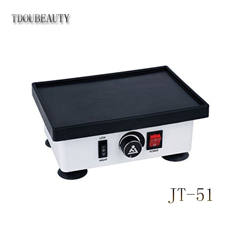 TDOUBEAUTY Dental JT-51 Square Quartet Vibrator Dental 110V /220V Oscillator 3KG Free Shipping tdoubeauty dental greeloy silent oil free air compressor ga 62 free shipping