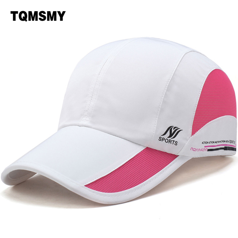 TQMSMY 2018 Summer Waterproof Mens Baseball Cap Women Mesh Cap Sun Hats Streamline Stitching Breathable Caps men TMAT78
