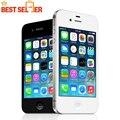 100% original desbloqueado apple iphone 4s ios 1080 p dual core 8mp wifi wcdma teléfono móvil de promoción de tiempo limitado!