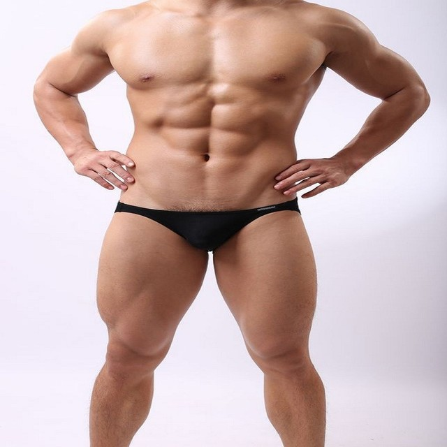 4pcs/lot WOWHOMME brand sexy men comfortable modal underwear Boy smooth  breathable Briefs high quality ,free shipping