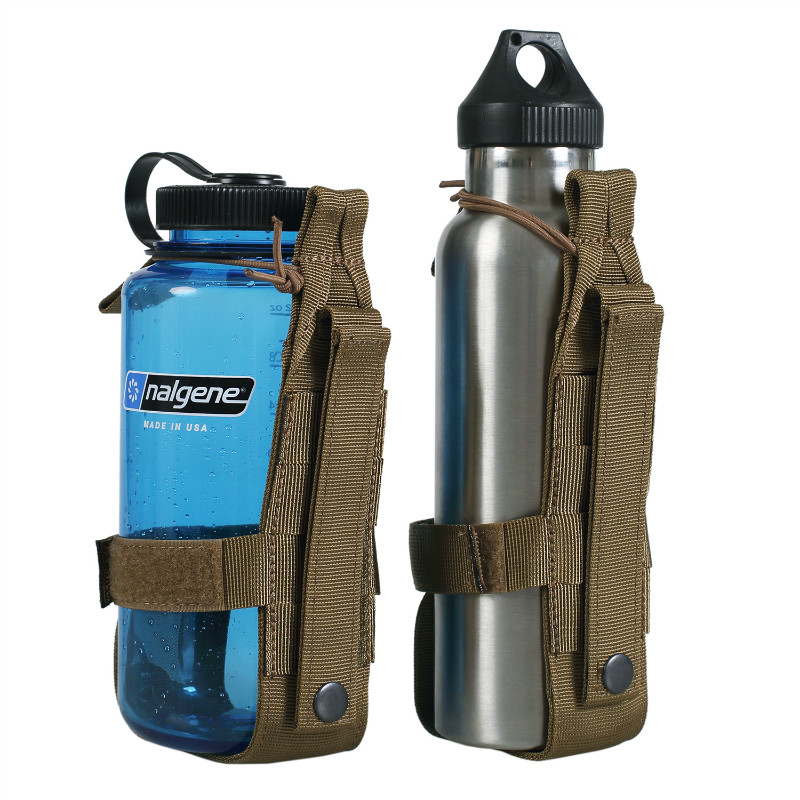 OneTigris Minimalist Tactical Molle Water Bottle Holder ...