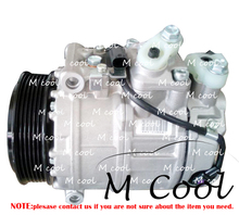 AUTO AC COMPRESSOR FOR MERCEDES S211 X164 W164 W203 C209 A209 W211 0012301111 A0002309111 0022305211 A0012300011 A001230021