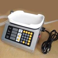 CSY-1810 Quantitativo de Pesagem Automática Máquina de Enchimento de 110 v-240 v