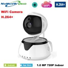 Baby Camera HD 720P Wireless IP Camera Wifi Night Vision Camera IP Network Camera CCTV WIFI P2P Onvif  Two Way Audio все цены