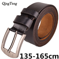 2017 hot mens designer belts top quality big size mens belts luxury jeans Casual man leather pin buckle belts for men waistband