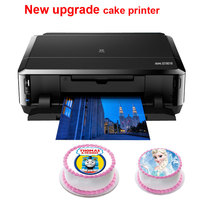 Digital cake printer for Canon ip7260 or MG5660 lollipop chocolate food rice paper printer