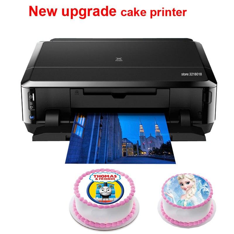 OYfame torta Digitale stampante per Canon ip7260 o MG5660 lecca-lecca di cioccolato cibo stampante di carta di risoOYfame torta Digitale stampante per Canon ip7260 o MG5660 lecca-lecca di cioccolato cibo stampante di carta di riso