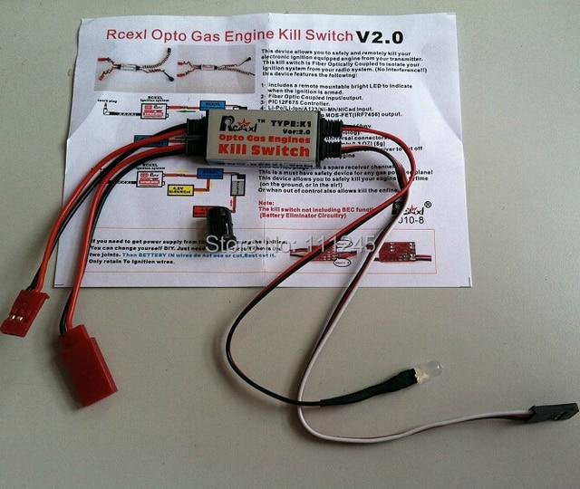 Zero Motorcycle Wiring Diagram Aliexpress Com Buy Rcexl Cdi Remote Kill Switch V2 0 K1