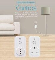 Broadlink SP2 Wifi Smart Socket UK/CL Timer Instellen Plug Smart Home Draadloze App Controle Door Smartphone Voor Thuis automatisering