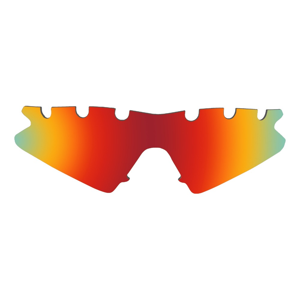 ea5ac1f4eb Mryok Anti Scratch POLARIZED Replacement Lenses for Oakley M Frame Sweep  Vented Sunglasses Fire Red-in Accessories from Apparel Accessories on ...