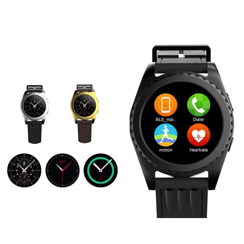 3 color gs3 smart watch relogio reloj pulsómetro rastreador de fitness inteligen