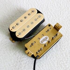 Image 5 - Miễn Phí Vận Chuyển Alnico 2 Humbucker Đàn Guitar Bán Tải Vintage Guitar Humbucking Bán Tải Đàn Guitar Điện Bán Tải Guitarra Гитара