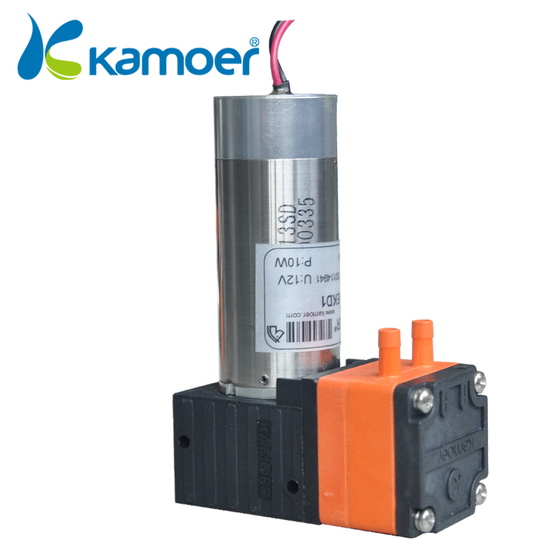 ФОТО Kamoer 12V diaphragm pump with brushless dc motor