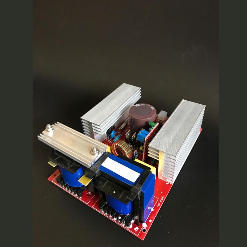 В 28K600W 220 V ультразвуковой генератор мощности + Плата дисплея, Ультразвуковая частота и мощность + таймер регулируемый
