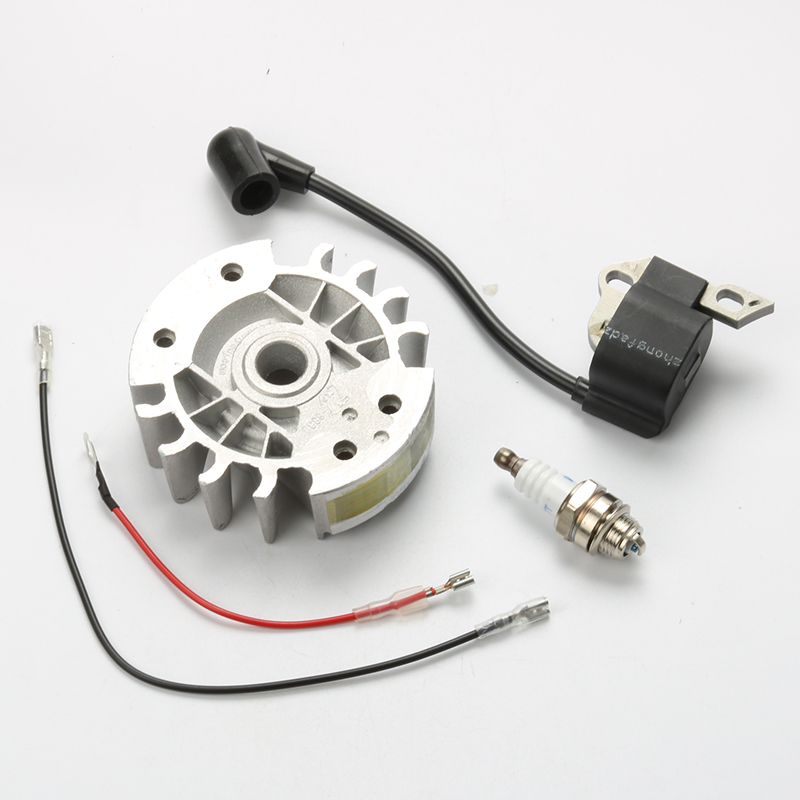Fly Wheel Flywheel with Ignition Coil For STIHL 017 018 MS170 MS180 Replace Chainsaws #1130 400 1201 Chain Saw replacement carburetor carb for stihl ms170 ms180 017 018 chain saw zama c1q s57b