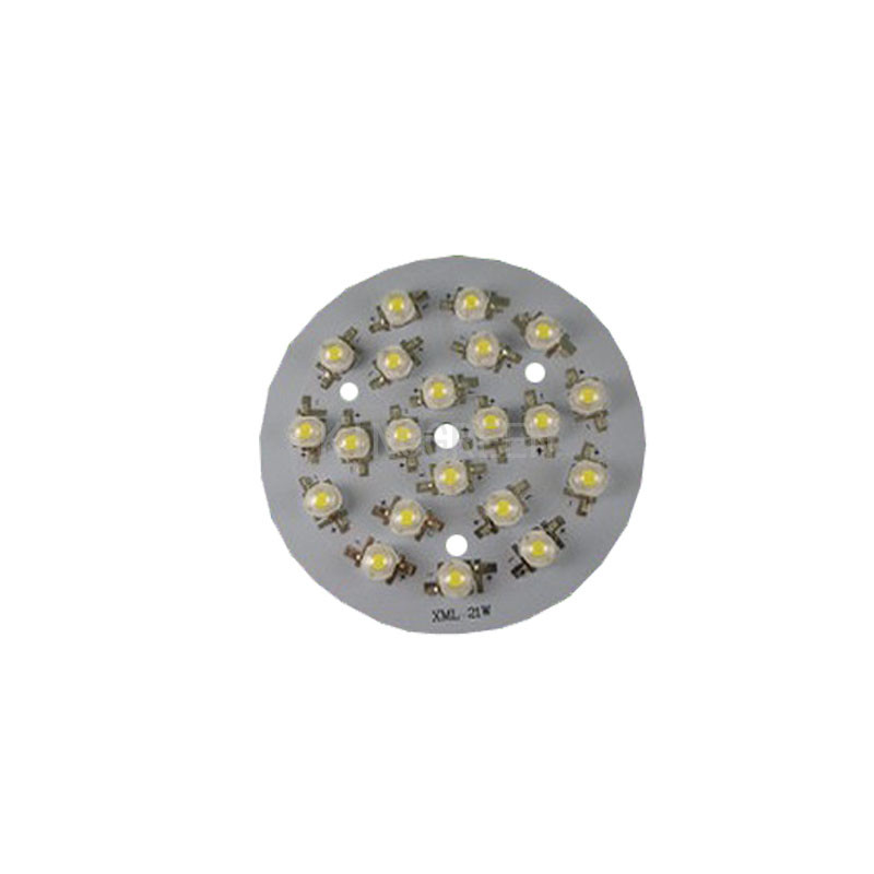 10X Super bright 21W high power LED lamp beads with aluminium PCB free shipping
